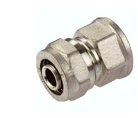 Złączka prosta mufa PEX 16x3/4 GW skręcana