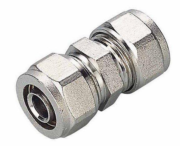 Mufa PEX złączka 16x16 mm skręcana