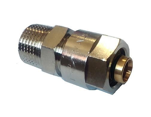 Prandelli złączka CM1 16x1/2 gz skręcana