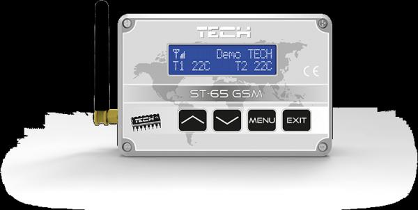 Moduł komunikacyjny GSM do pieca kotła ST-65