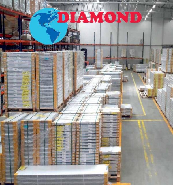 Grzejnik panelowy stalowy DIAMOND V22 600x1800