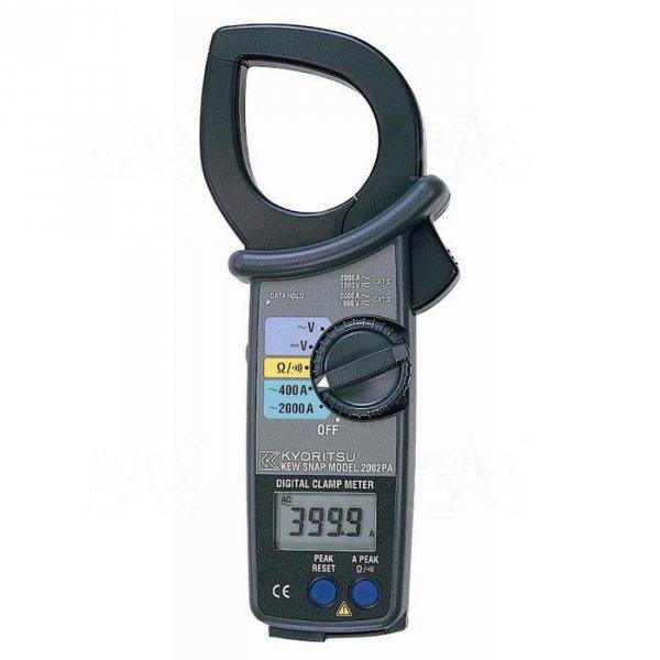 KEW2002PA Miernik cęgowy 2000A AC