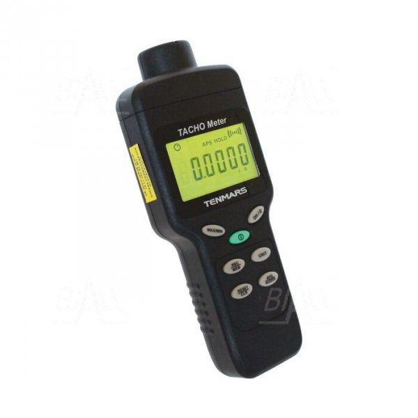 TM4100D Tachometr logger / rejestrator optyczny/dotykowy(opcja) TENMARS