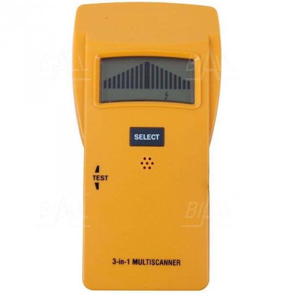 TS79 Detektor / wykrywacz napięcie/metal/belka  Energylab