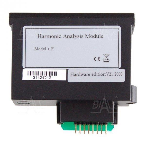 Moduł F analizy harmonicznych do MDM3100
