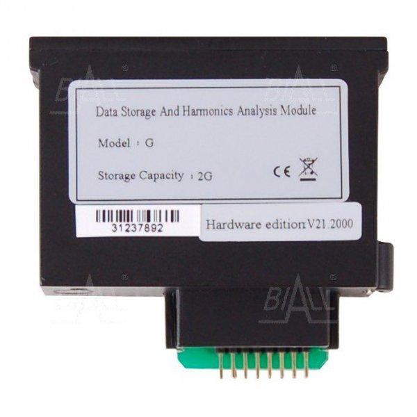 Moduł G pamięci 2GB i analizy harm. do MDM3100