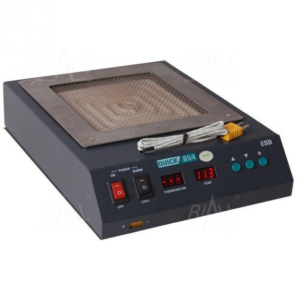 Quick 854ESD  Podgrzewacz PCB 600W 13x13cm