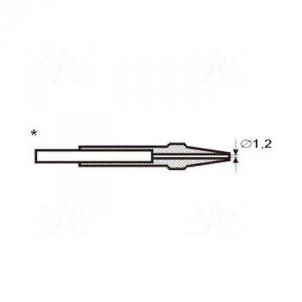 GROT ODSYSAJACY 1.2mm do DIA60/DIA100
