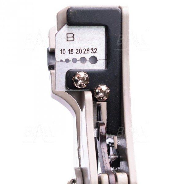 OPT LY700B Ściągacz izolacji automatyczny 0,5-6 mm2