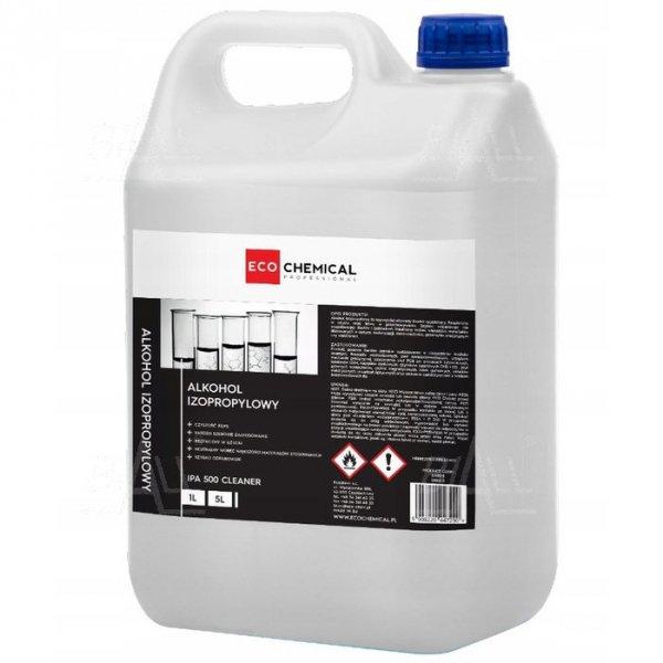 IPA 500 alkohol izopropylowy 5 litrów płyn