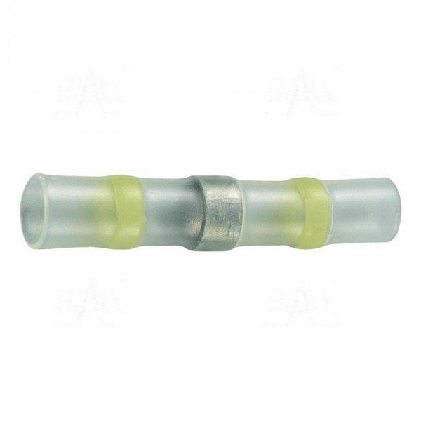 Łącznik termokurcz. z cyną SWT fi 5.8MM żółty 100szt