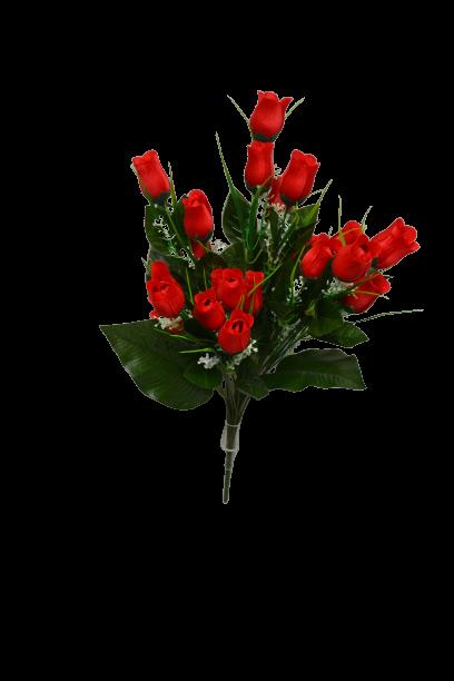 Bukiet róż w pąku x24
