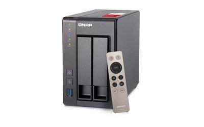 QNAP TS-251+-2G 2x0HDD 2GB 2,0GHz 2LAN 2xUSB3.0