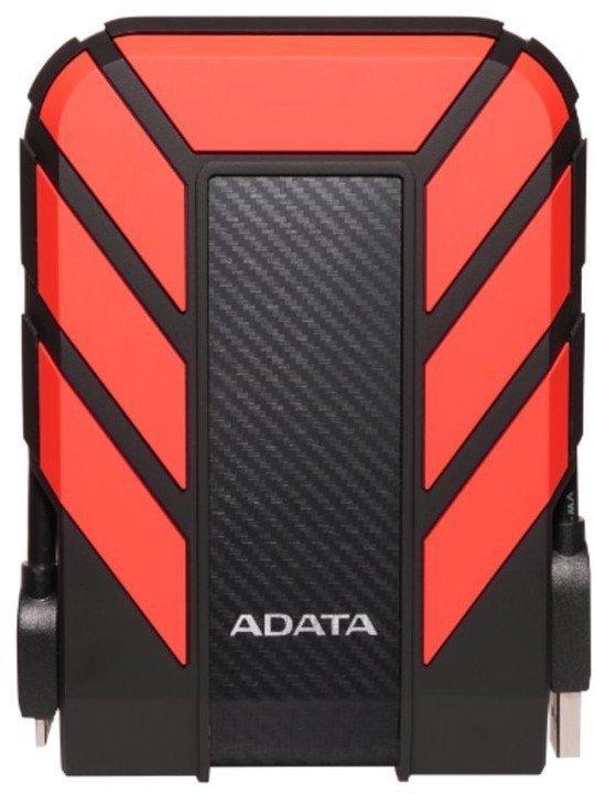 Adata DashDrive Durable HD710 2TB 2.5'' USB3.1 Czerwony