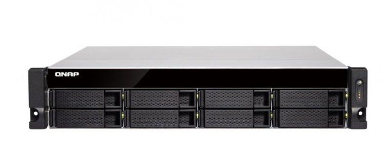 QNAP Serwer NAS Rack TS-883XU-RP-E2124-8G Intel 8GB