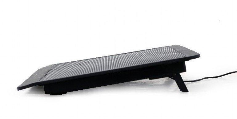 Gembird Podstawka pod laptop 15 + wentylator