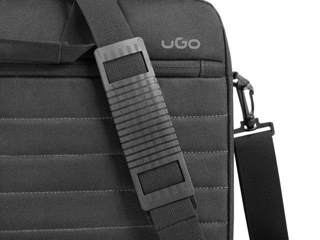UGo Torba do laptopa Asama BS200 14,1 cala, czarna