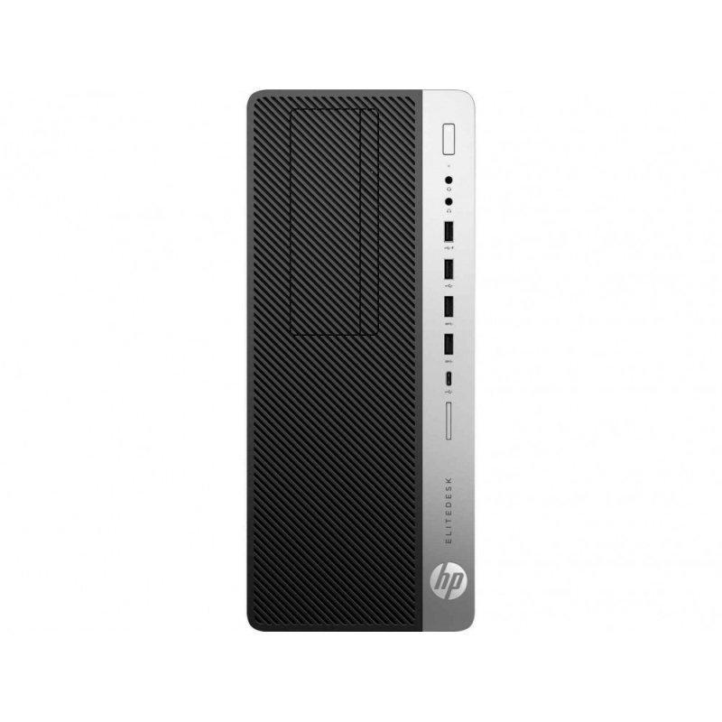 HP Inc. Komputer EliteDesk 800 G5 Wieża i7-9700 512/16/DVD/W10P  7AC50EA