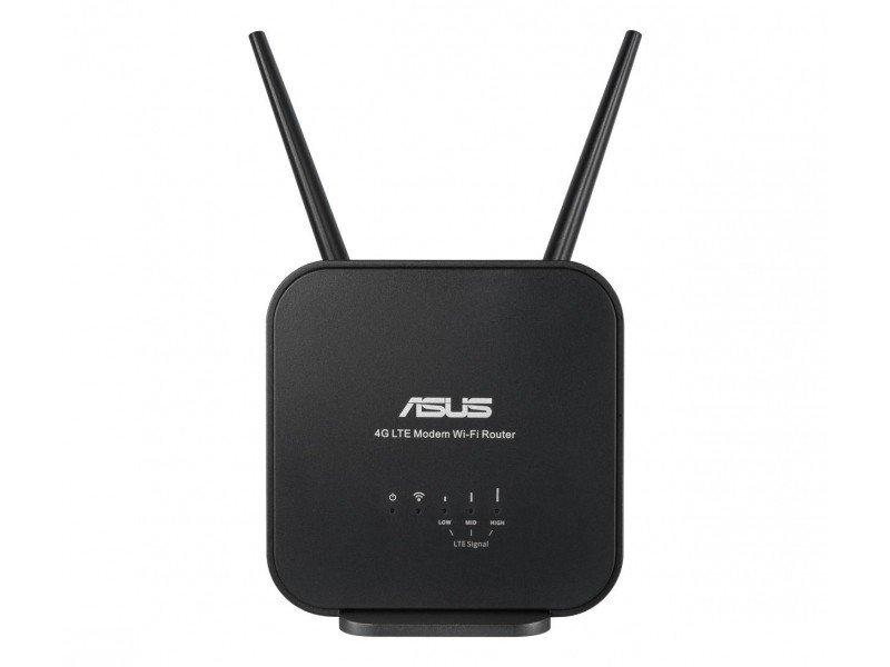 Asus Router bezprzewodowy  4G-N12 B1 LTE 4G N300 SIM