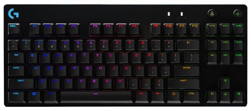 Logitech Klawiatura Gamingowa G Pro Mechanical