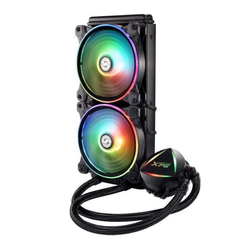 Adata Chłodzenie wodne CPU XPG LEVANTE Water Cooling Unit RGB 34dB