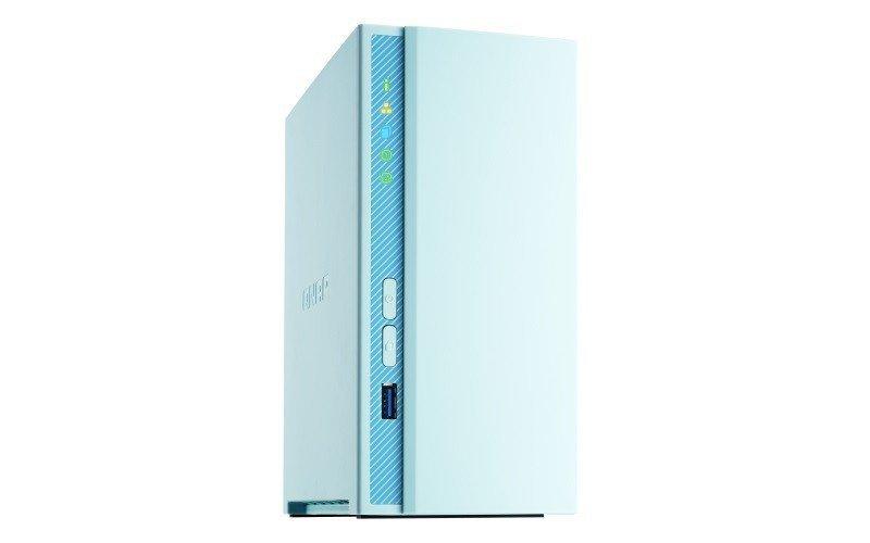 QNAP Serwer NAS TS-230 RTD1296 2xSATA 6GB/s 3.5/2.5inch. 2GB DDR4 RAM on-board 1xGB2xUSB3.0 1xUSB2.0