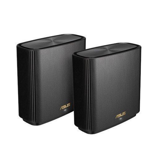 Asus Zestaw ZenWiFi XT8 AX6600 2-pack czarny