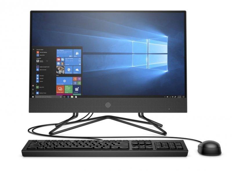 HP Inc. Komputer 200AIO G4 i3-10110U 256/8G/DVD/W10P  9UG18EA