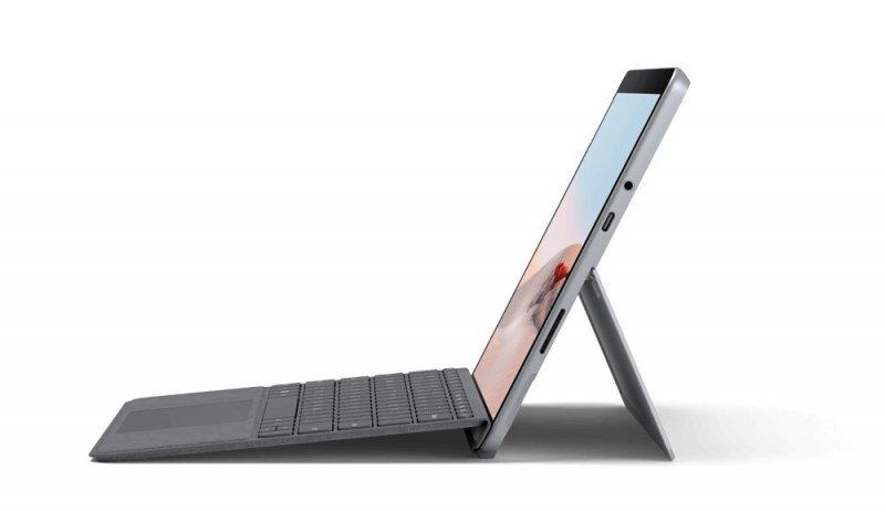 Microsoft Surface Go 2 m3-8100Y/8GB/128GB/INT/10.5' Win10Pro Commercial Platinum SUA-00003