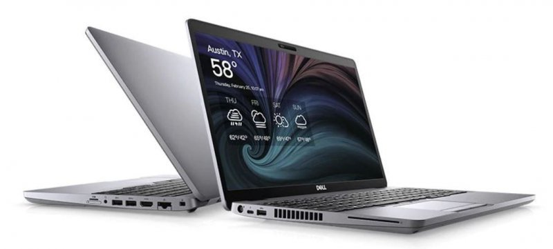 "Dell Notebook Latitude 5510 Win10Pro i5-10210U/256GB/8GB/UHD620/15.6""FHD/KB-Backlit/4 cell/3Y BWOS"