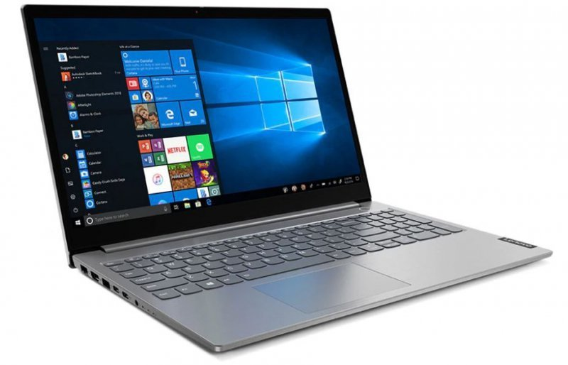 Lenovo Laptop ThinkBook 15p 20V30009PB W10Pro i7-10750H/16GB/512GB/GTX1650Ti 4GB/15.6 FHD/Mineral Grey/1YR CI