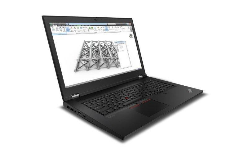 Lenovo Mobilna stacja robocza ThinkPad P17 Gen1 20SN001MPB W10Pro i9-10885H/32GB/1TB/RTX4000 8GB/17.3 UHD/3YRS Premier Support