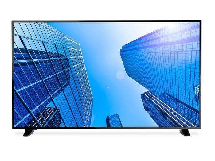 NEC Monitor wielkoformatowy  MultiSync E438 43 cale UHD 350cd/m2 16/7