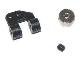 Dźwignia steru do sterowania kołem ogonowym śr. 2,5mm