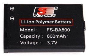 800mAh 3.7V Li-Ion FS-BA800 FlySky - nadajnikowy