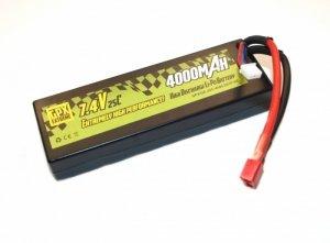 4000mAh 7.4V 25C HardCase GPX Extreme
