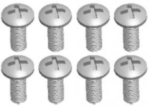 Śruby z łbem krzyżowym - 12428-0102