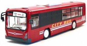Autobus - Czerwony