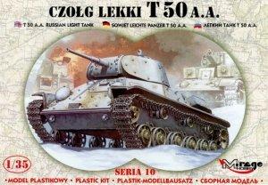T50 Czołg Lekki