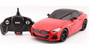 BMW Z4 1:18 2.4GHz RTR (zasilanie na baterie AA) - czerwony