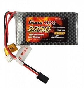 2250mAh 6.6V 1C LiFe TX Gens Ace - nadajnikowy