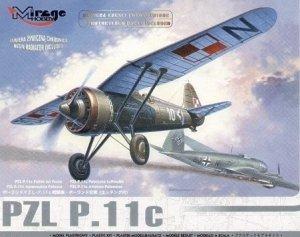 PZL P.11c seria 09