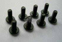 Śruby samogwintujące z łbem kulistym 4x10mm 8 szt. - 85178