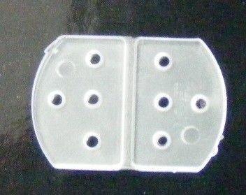 Zawias FLEX owalny 15 x 22mm, 6szt