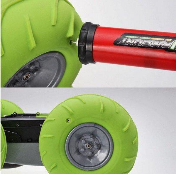 Auto wyczynowe Surmount 2.4GHz - 0932 - Zielony