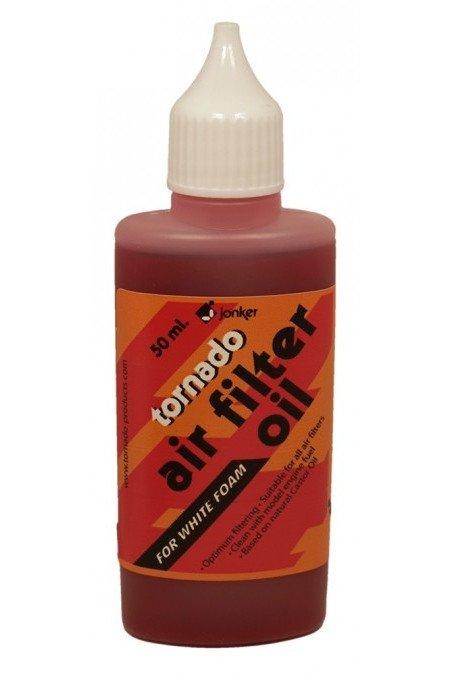 Olej do filtra powietrza - czerwony (do białej pianki)