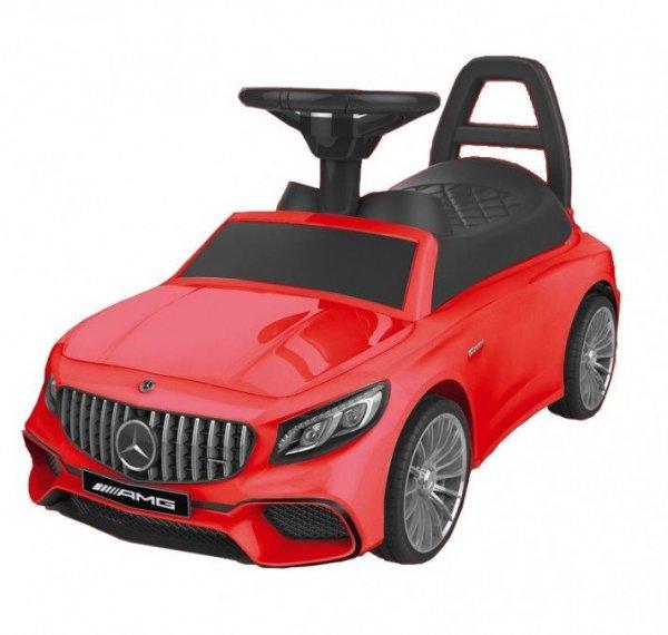 Jeździk pchacz Mercedes-Benz AMG - czerwony