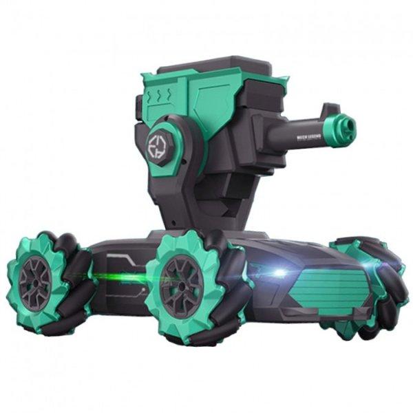 Mech Legend 1:10 4WD 2.4GHz RTR - zielony