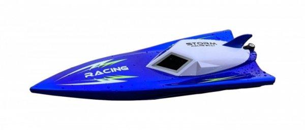Motorówka Storm Racing 2.4GHz 30km/h RTR  - POSERWISOWY (Uszkodzona elektronika)