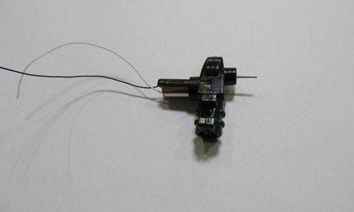 Silnik ogonowy z obudową - 645934-15